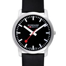 Mondaine - Simply Elegant 41mm  Damenuhren / Herrenuhren Online Shop - günstig kaufen bei Studer & Hänni AG