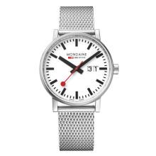 Mondaine - evo2Big Damenuhren / Herrenuhren Online Shop - günstig kaufen bei Studer & Hänni AG