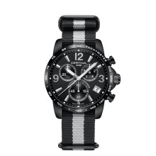 Certina - DS Podium Chronograph 1/10 sec Damenuhren / Herrenuhren Online Shop - günstig kaufen bei Studer & Hänni AG