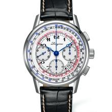 Longines - The Longines Tachymeter Chronograph Damenuhren / Herrenuhren Online Shop - günstig kaufen bei Studer & Hänni AG