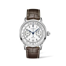 Longines - Heritage Technical Milestones The Longines Column-Wheel Single Push-Piece Chronograph Damenuhren / Herrenuhren Online Shop - günstig kaufen bei Studer & Hänni AG