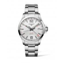 Longines - Conquest V.H.P. GMT Damenuhren / Herrenuhren Online Shop - günstig kaufen bei Studer & Hänni AG