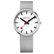 Mondaine - Giant BackLight 42mm Damenuhren / Herrenuhren Online Shop - günstig kaufen bei Studer & Hänni AG