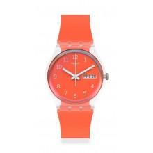 Swatch - Originals Gent RED AWAY Damenuhren / Herrenuhren Online Shop - günstig kaufen bei Studer & Hänni AG