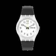 Swatch - Originals Gent RINSE REPEAT BLACK Damenuhren / Herrenuhren Online Shop - günstig kaufen bei Studer & Hänni AG