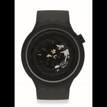 Swatch - Big Bold Next Bioceramic C-BLACK Damenuhren / Herrenuhren Online Shop - günstig kaufen bei Studer & Hänni AG