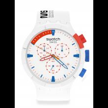Swatch - Big Bold Bioceramic EXTRAVEHICULAR Damenuhren / Herrenuhren Online Shop - günstig kaufen bei Studer & Hänni AG