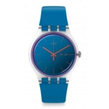 Swatch - Originals New Gent POLABLUE Damenuhren / Herrenuhren Online Shop - günstig kaufen bei Studer & Hänni AG