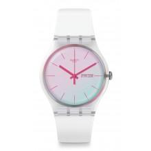 Swatch - Originals New Gent POLAWHITE Damenuhren / Herrenuhren Online Shop - günstig kaufen bei Studer & Hänni AG