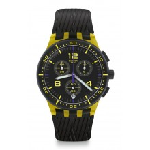 Swatch - Originals Chrono Plastic YELLOW TIRE Damenuhren / Herrenuhren Online Shop - günstig kaufen bei Studer & Hänni AG