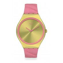 Swatch - Skin Irony BLUSH QUILTED Damenuhren / Herrenuhren Online Shop - günstig kaufen bei Studer & Hänni AG