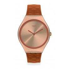 Swatch - Skin Irony BROWN QUILTED Damenuhren / Herrenuhren Online Shop - günstig kaufen bei Studer & Hänni AG