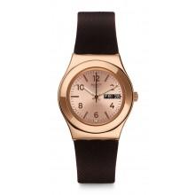 Swatch - Irony Medium BROWNEE Damenuhren / Herrenuhren Online Shop - günstig kaufen bei Studer & Hänni AG