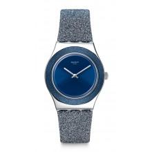 Swatch - Irony Medium BLUE SPARKLE Damenuhren / Herrenuhren Online Shop - günstig kaufen bei Studer & Hänni AG