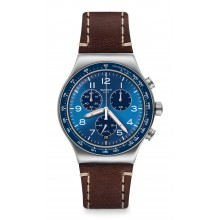 Swatch - Irony New Chrono CASUAL BLUE Damenuhren / Herrenuhren Online Shop - günstig kaufen bei Studer & Hänni AG