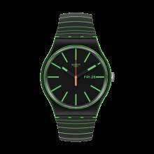 Swatch - Originals New Gent GLOW THIS WAY Damenuhren / Herrenuhren Online Shop - günstig kaufen bei Studer & Hänni AG