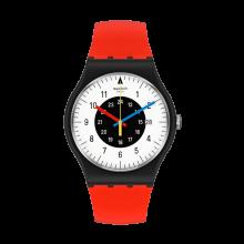 Swatch - Originals New Gent ROUGE & NOIR Damenuhren / Herrenuhren Online Shop - günstig kaufen bei Studer & Hänni AG