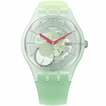 Swatch - Originals New Gent Lacquered MUTED GREEN Damenuhren / Herrenuhren Online Shop - günstig kaufen bei Studer & Hänni AG