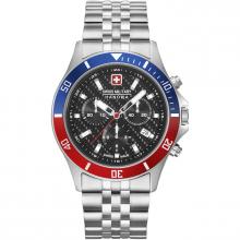 Swiss Military Hanowa - Flagship Racer Chronograph Damenuhren / Herrenuhren Online Shop - günstig kaufen bei Studer & Hänni AG