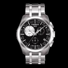 Tissot - Couturier GMT Damenuhren / Herrenuhren Online Shop - günstig kaufen bei Studer & Hänni AG