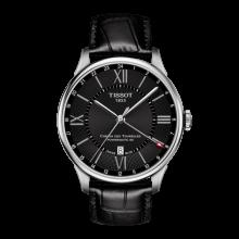 Tissot - Chemin Des Tourelles Powermatic 80 GMT Damenuhren / Herrenuhren Online Shop - günstig kaufen bei Studer & Hänni AG