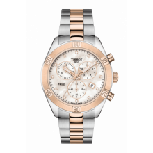 Tissot - PR 100 Sport Chic Chronograph Damenuhren / Herrenuhren Online Shop - günstig kaufen bei Studer & Hänni AG