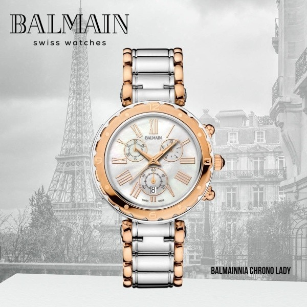Balmain - Balmainia Chrono Lady