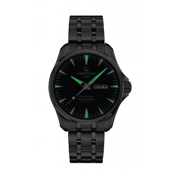 Certina - DS Action Day-Date Powermatic 80