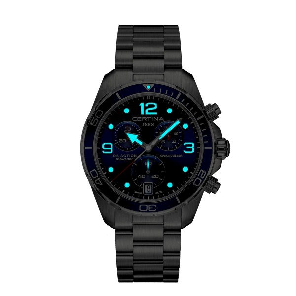 Certina - DS Action Chronograph