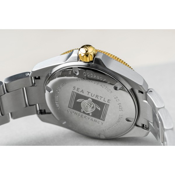 Certina - DS Action Diver Sea Turtle Conservancy SPECIAL EDITION