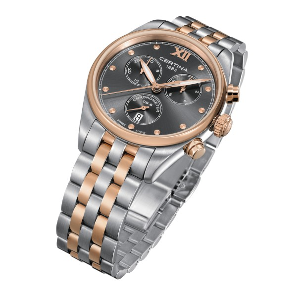 Certina - DS-8 Lady Chronograph