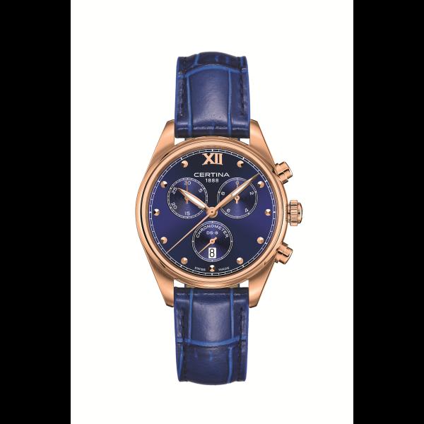 Certina - DS-8 Lady Chronograph