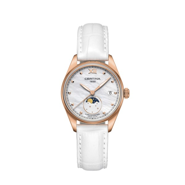 Certina - DS-8 Lady Moon Phase