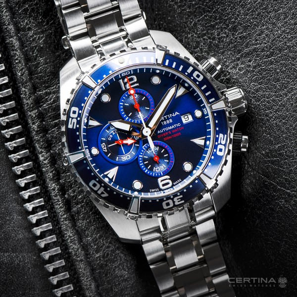Certina - DS Action Diver Chronograph Automatic