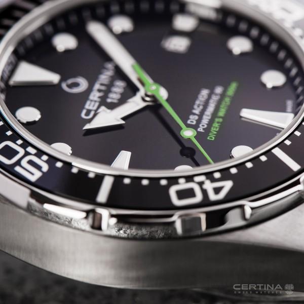 Certina - DS Action Diver Powermatic 80