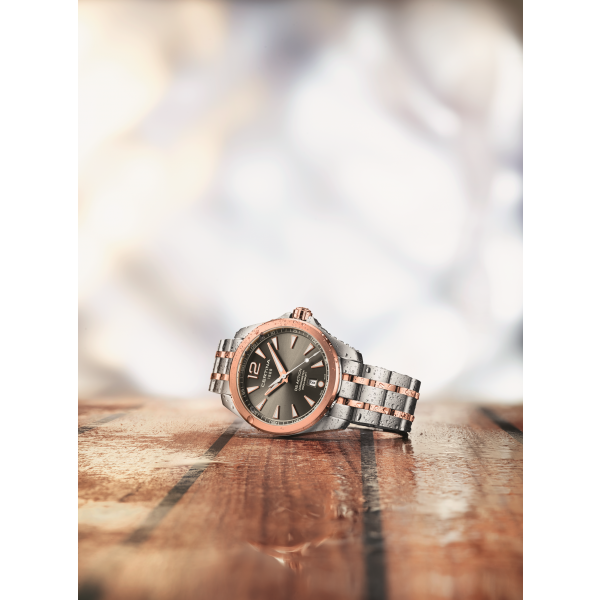 Certina - DS Action Fixed Bezel