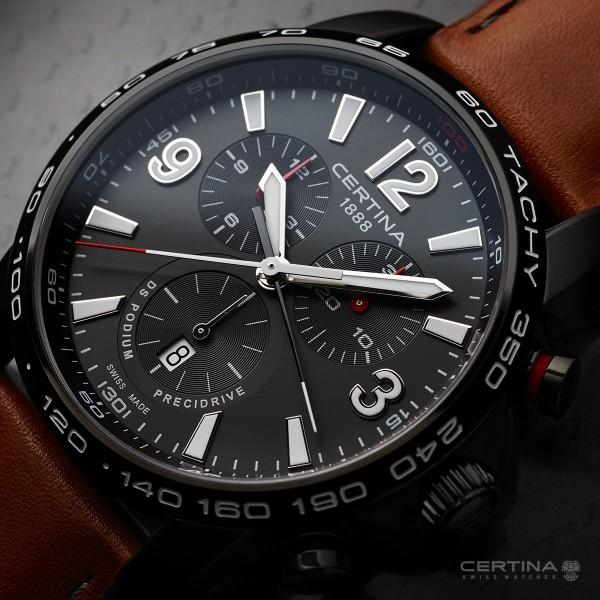 Certina - DS Podium Chronograph 1/100 sec