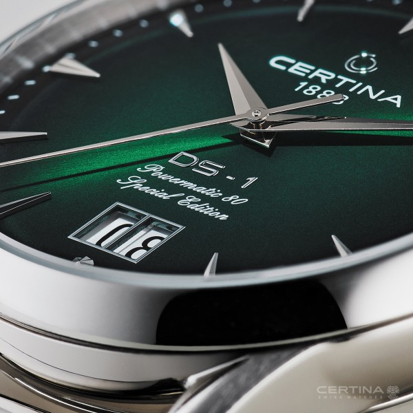 Certina - DS-1 Big Date Powermatic 80 LIMITED EDITION