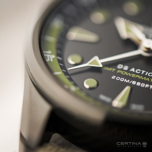 Certina - DS Action GMT Powermatic 80