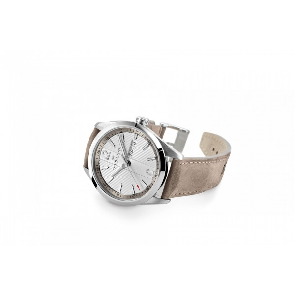 Hamilton - Broadway Day Date Quartz