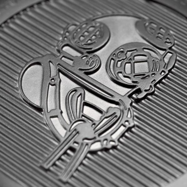 Hamilton - Khaki Navy BeLOWZERO 1000m Auto