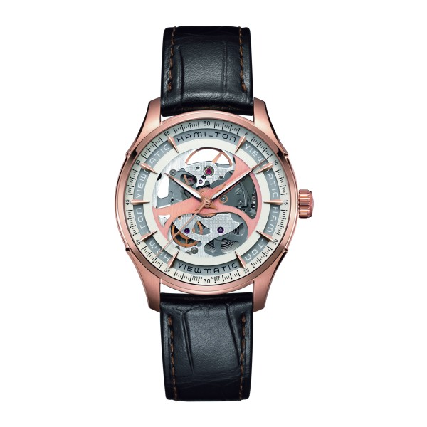 Hamilton - Jazzmaster Viewmatic Skeleton Gent Auto