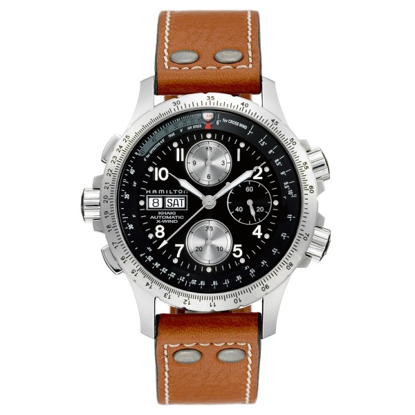 Hamilton - Khaki Aviation X-Wind Auto Chrono