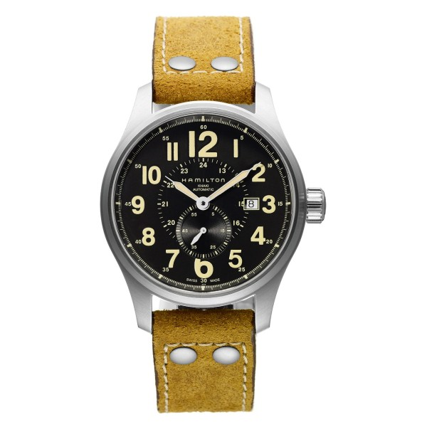 Hamilton Khaki Officer