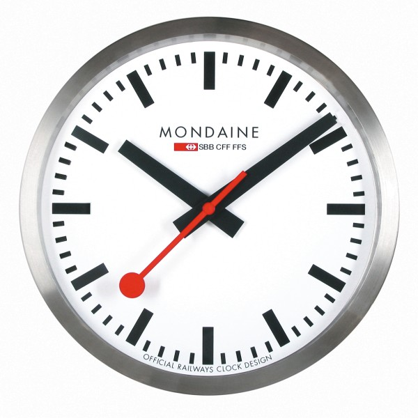 Mondaine - Wall Clock 25 cm