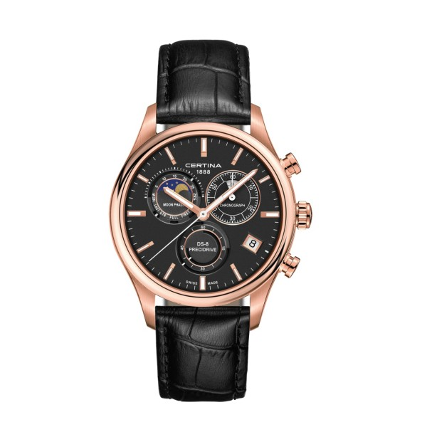 Certina - DS-8 Chronograph Moon Phase