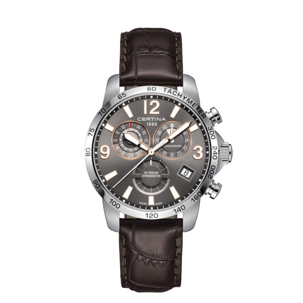 Certina - DS Podium Chronograph GMT