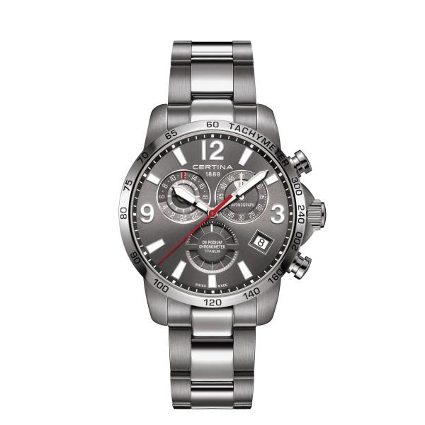 Certina - DS Podium Chronograph GMT