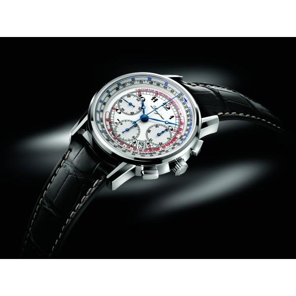 Longines - The Longines Tachymeter Chronograph