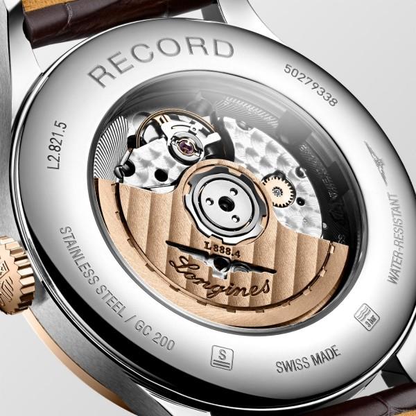 Longines - Record